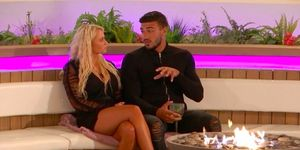 Love Island's Lucie liked a comment about Tommy 'missing out'
