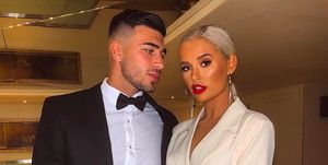 Love Island's Tommy Fury finally responds to Anton Danyluk unfollowing Molly-Mae Hague