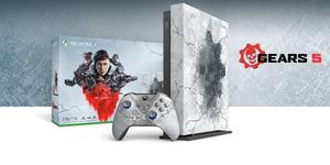 Xbox One X Gears 5 Limited Edition Bundle (1TB)