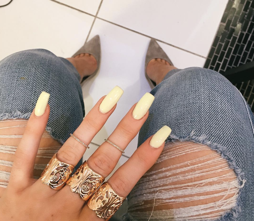 Your Complete Guide to 9 Nail Shapes