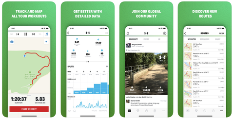 Best GPS Apps - 7 Best GPS for the Outdoors Map My Hike on