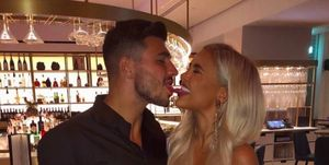 Were Love Island's Tommy and Molly blocked from the cast trip to Ibiza?