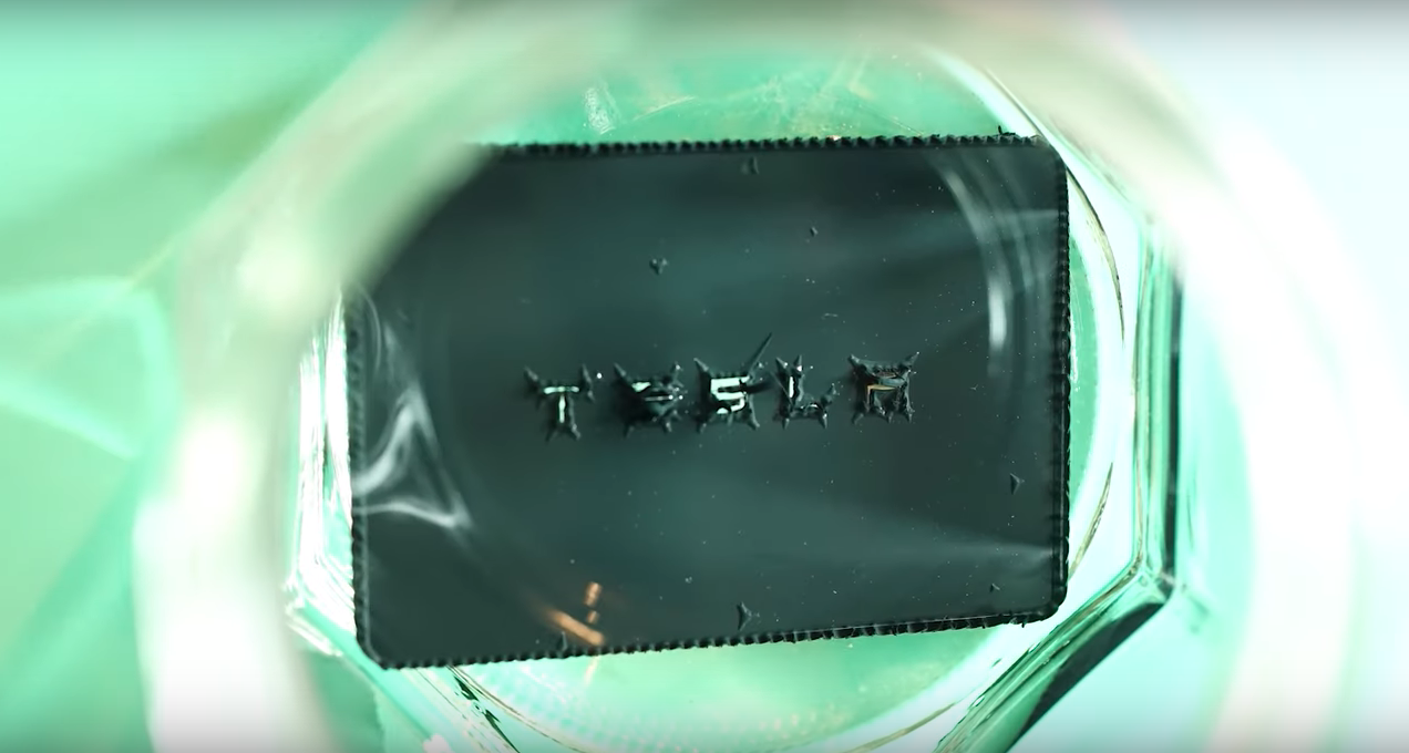 Why This Software Engineer Implanted a Tesla Valet Key Into Her Arm
