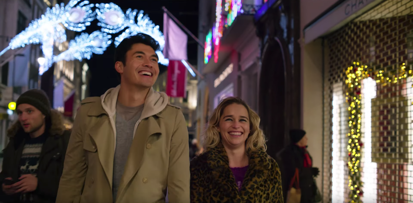 Watch Emilia Clarke and Henry Golding