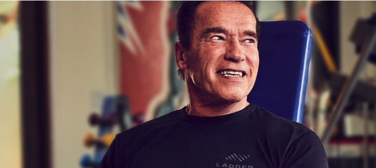 Arnold Schwarzenegger Disagrees With the Idea That 'Real Men Eat Meat'