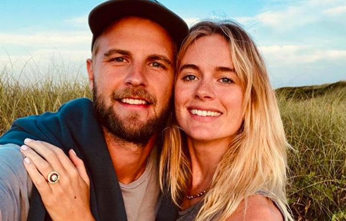 Prince Harry's Ex Cressida Bonas Is Engaged to Her Boyfriend Harry Wentworth-Stanley