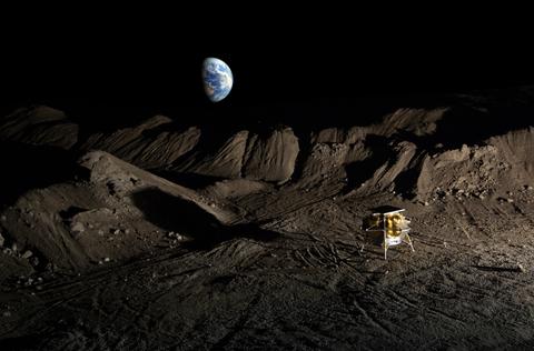 astrobiotic peregrine lander