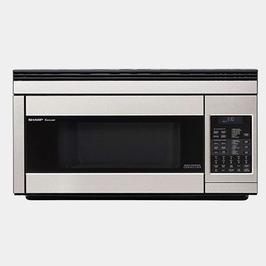 7 Best Over-the-Range Microwaves to Complete Your Kitchen