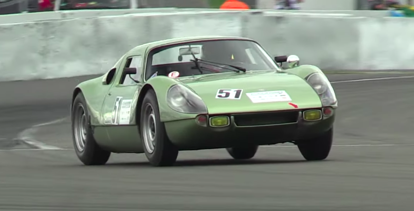 The Porsche 904 Carrera GTS Makes a Wonderful Flat-Four Sound