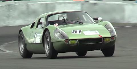 Land vehicle, Vehicle, Car, Sports car, Coupé, Classic car, Race car, Porsche 904,