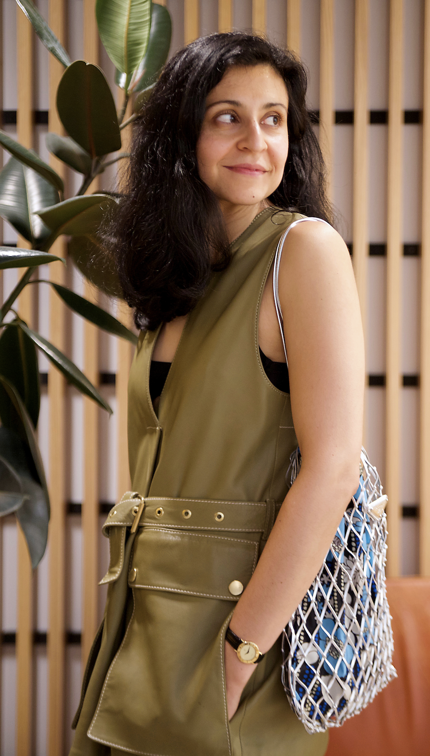 What I Wear to Work: Rati Levesque, Chief Operating Officer of The RealReal