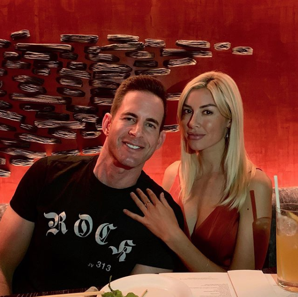 Tarek El Moussa and Heather Rae Young's Father's Have Officially Met One Another, And It's a Big Deal