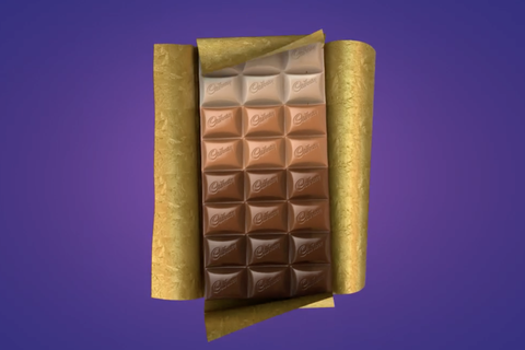 Colorfulness, Ingredient, Confectionery, Rectangle, Cuisine, Lavender, Tan, Chocolate, Box, Square,