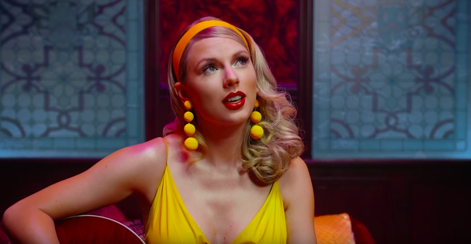 All the Easter eggs in Taylor Swift's 'Lover' video