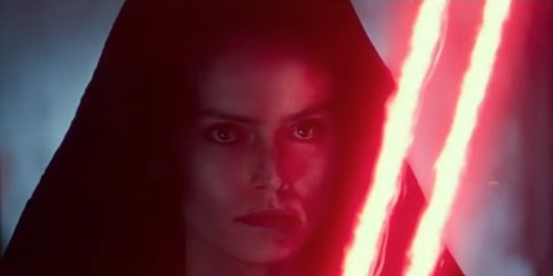 Star Wars The Rise Of Skywalker Dark Rey Spoiler Disney Accidentally Spoiled The Truth About Evil Rey