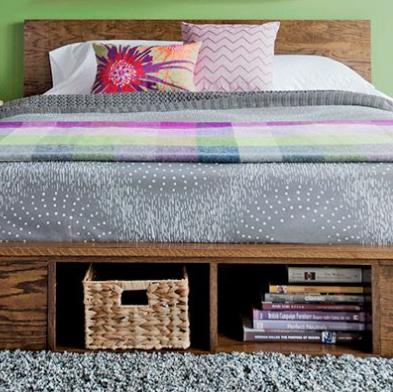 How To Diy Your Bed Frame Build A Platform Bed Frame