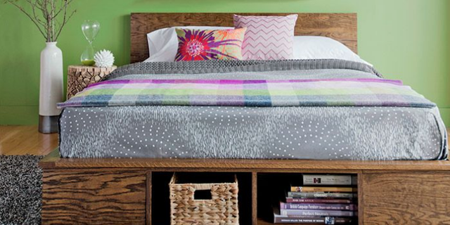 Build A Platform Bed Frame, How To Build Your Own Full Size Bed Frame