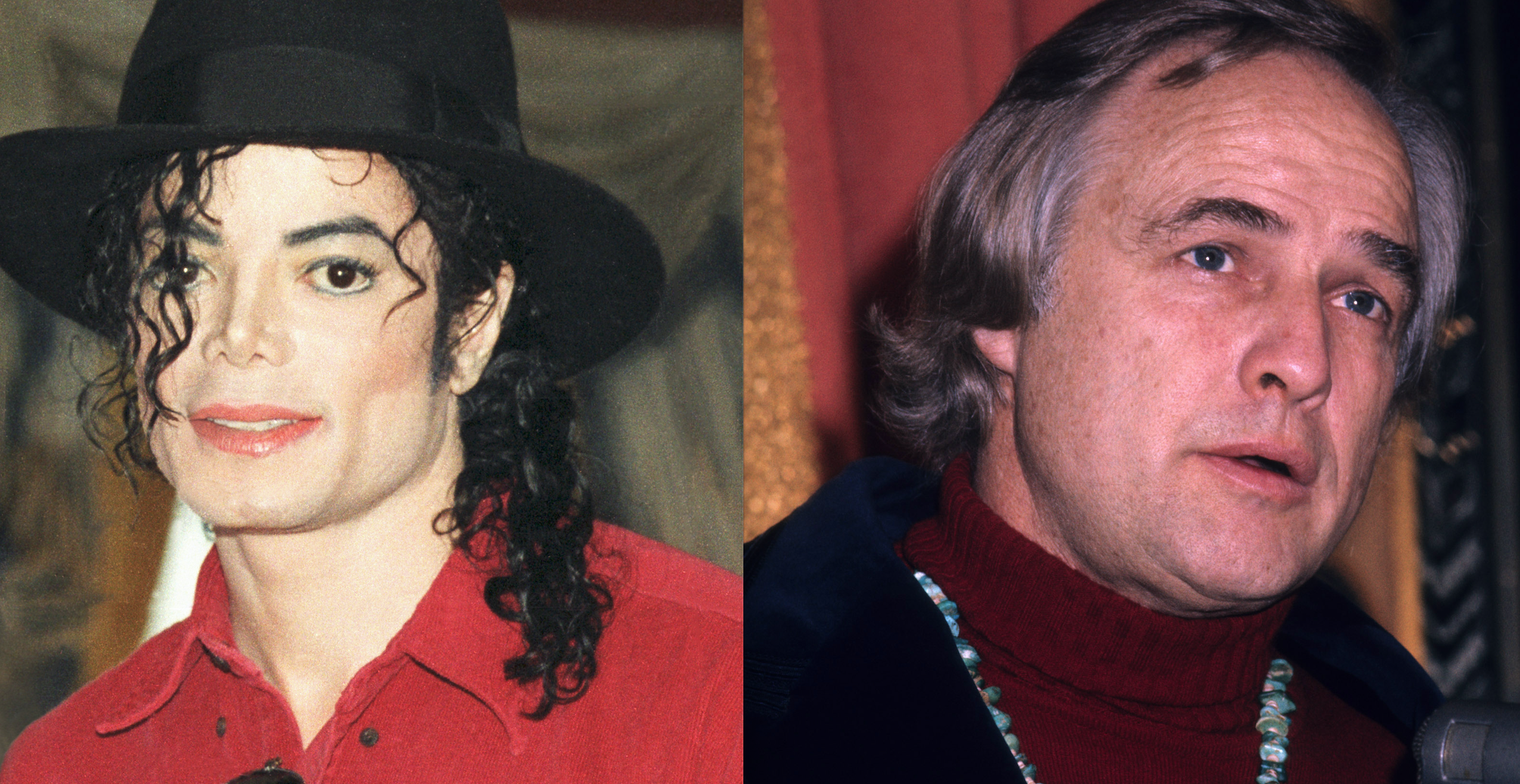 Marlon Brando Allegedly Confronted Michael Jackson At Neverland Ranch