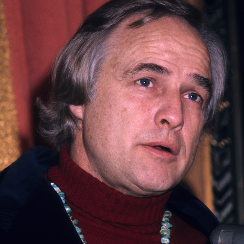 Marlon Brando Confronted Michael Jackson At Neverland Ranch According To Telephone Stories Podcast