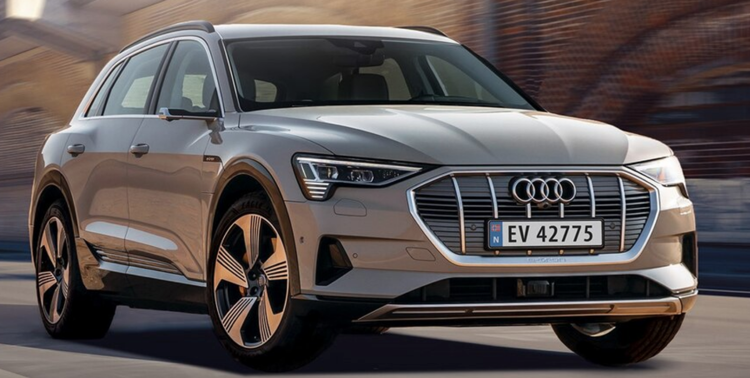 Audi S Less Expensive E Tron 50 Is Just For Ev Loving Norway