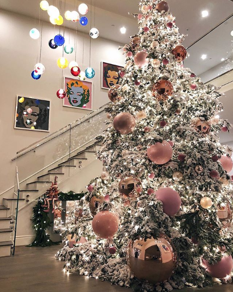10 Best Pink Christmas Trees , Gorgeous Pink Tree Ideas for