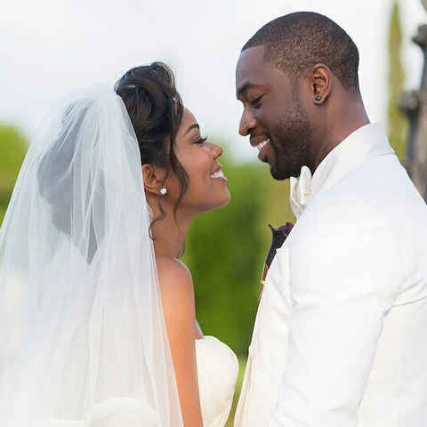 Photograph, White, Bride, Wedding dress, Ceremony, Wedding, Veil, Bridal clothing, Marriage, Gown,