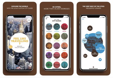 luxury travel apps