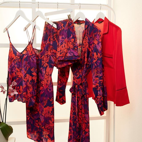 Primark unveils silky new loungewear collection
