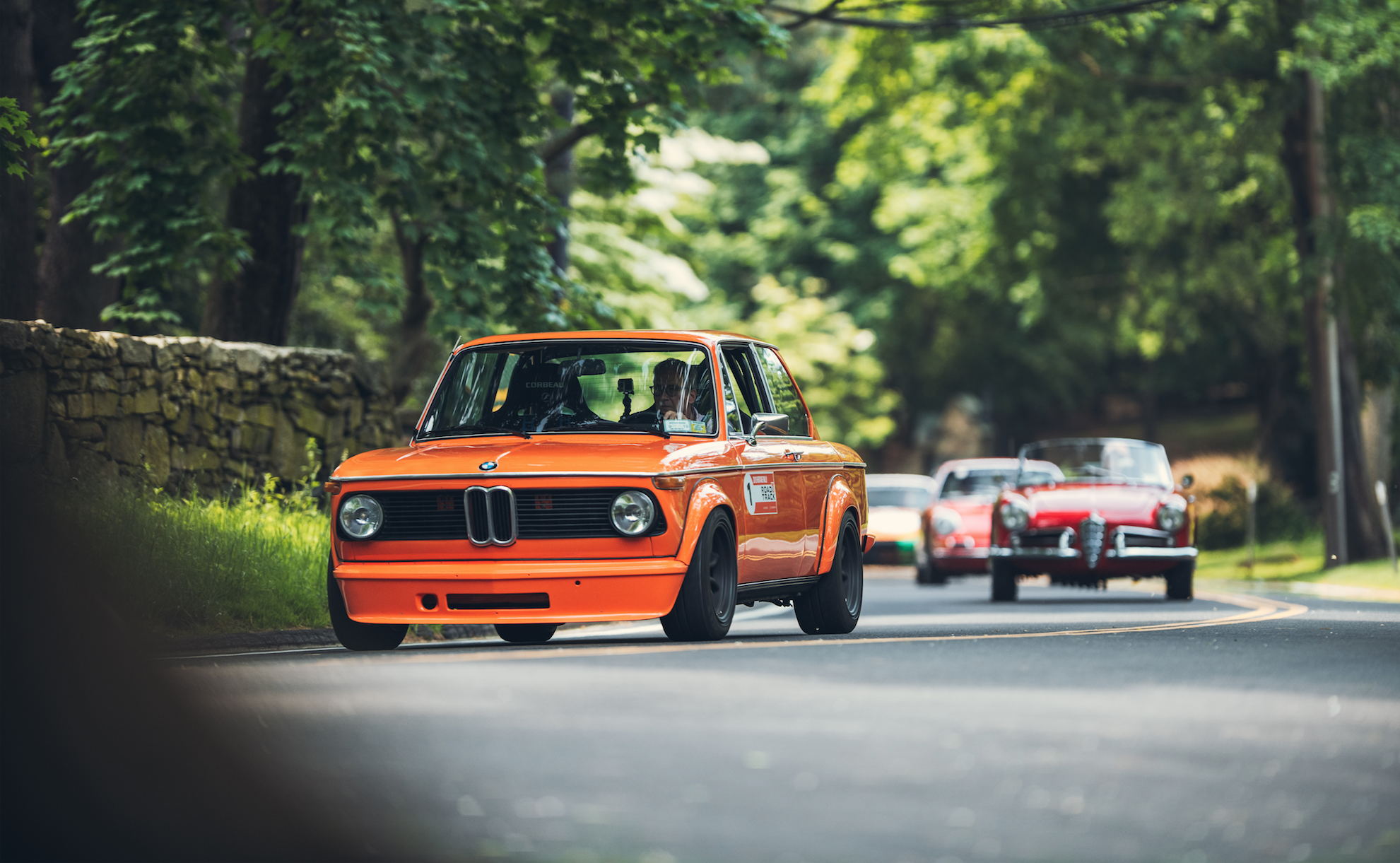 You Have to Come to Road & Track's Performance Car of the Year Four-Day Rally Celebration