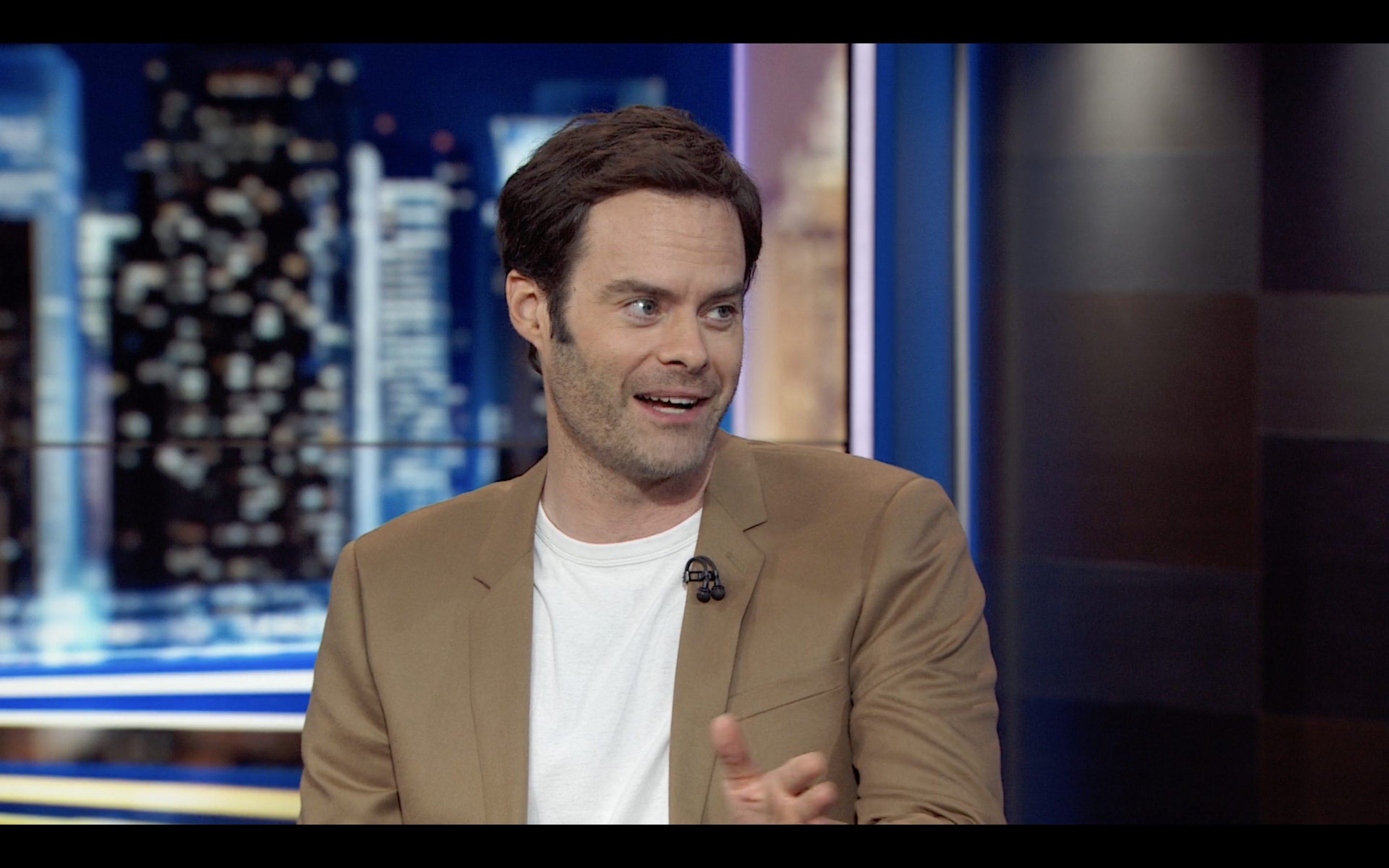 Bill Hader's Candid Discussion About Anxiety On The Daily Show Is Required Viewing