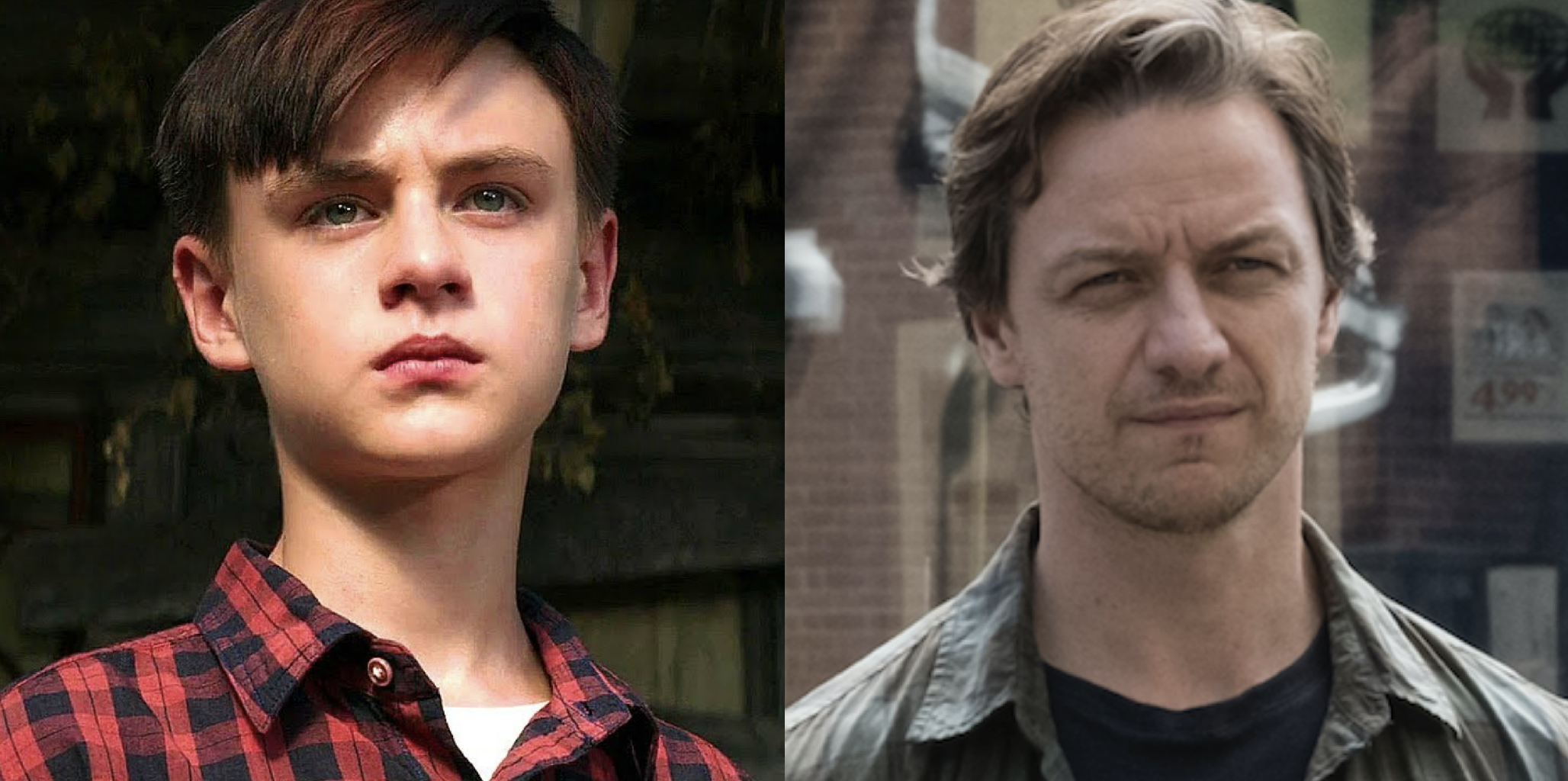 It Chapter Two' Cast: Kids vs  Adult Actors