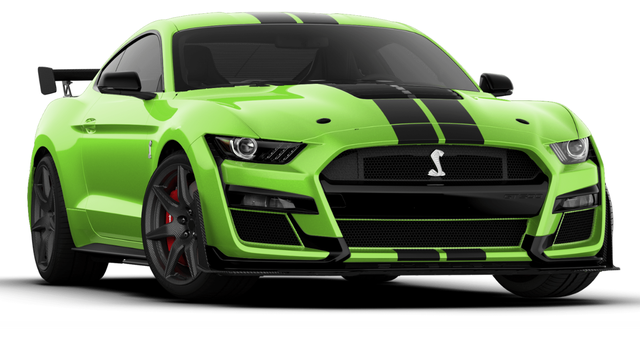How We'd Spec It: 2020 Ford Mustang Shelby GT500