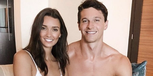 Whitney and Connor Bachelor in Paradise