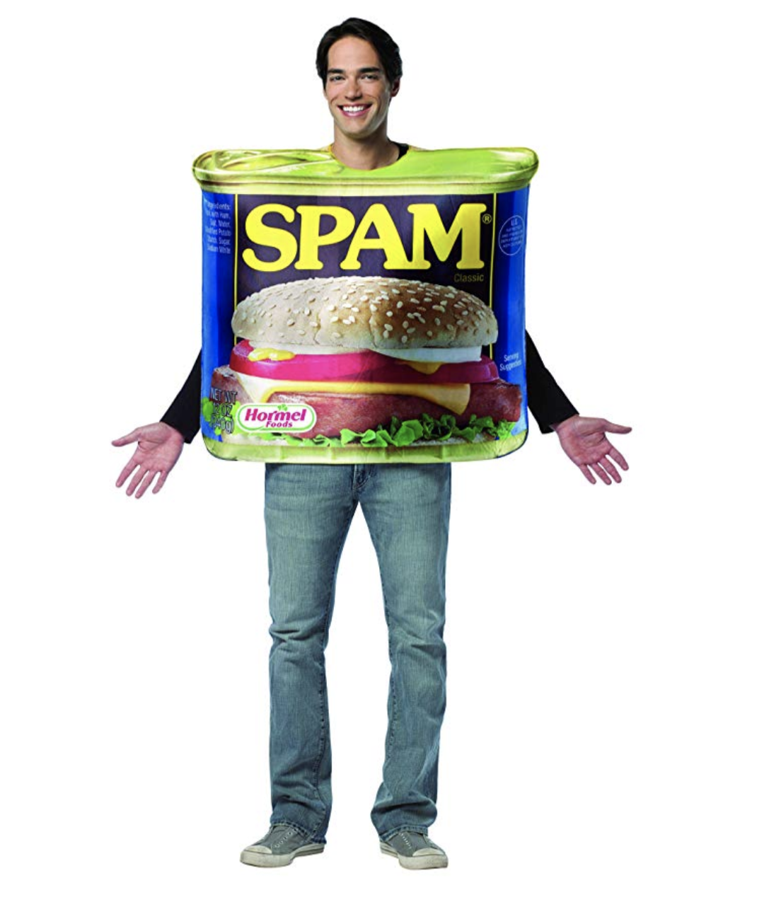 Spam Has An Entire Line Of Merch So You Can Literally Wear Your Love For The Canned Meat On Your Sleeve