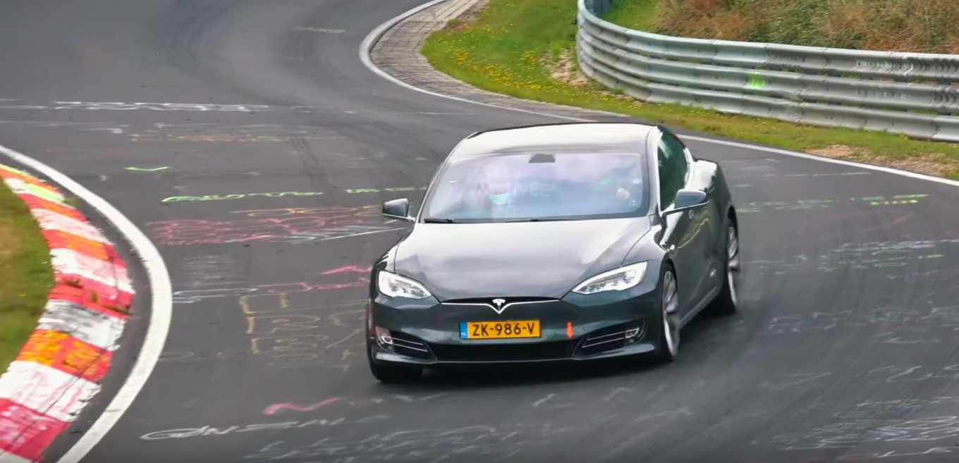 Tesla Could Attempt a Nurburgring Lap Time on September 21st