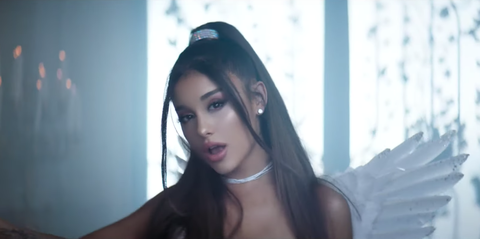 ariana grande don't call me angel outfit