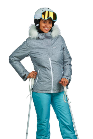 women's ski wear - decathlon coat