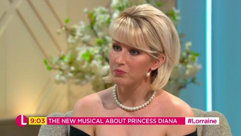 Natasha John, Call me Diana