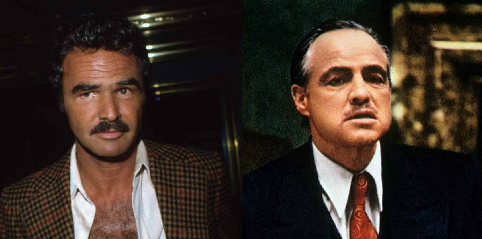 Burt Reynolds Was Almost Michael Corleone in The Godfather—But Marlon Brando Stopped It