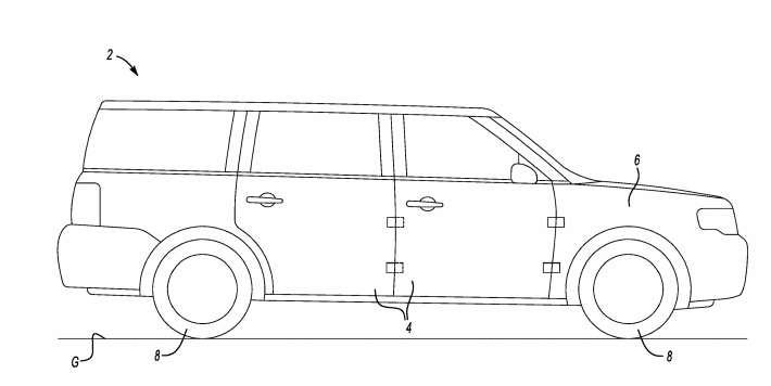 Ford Patent Sheds Light on 2021 Bronco's Removable Doors