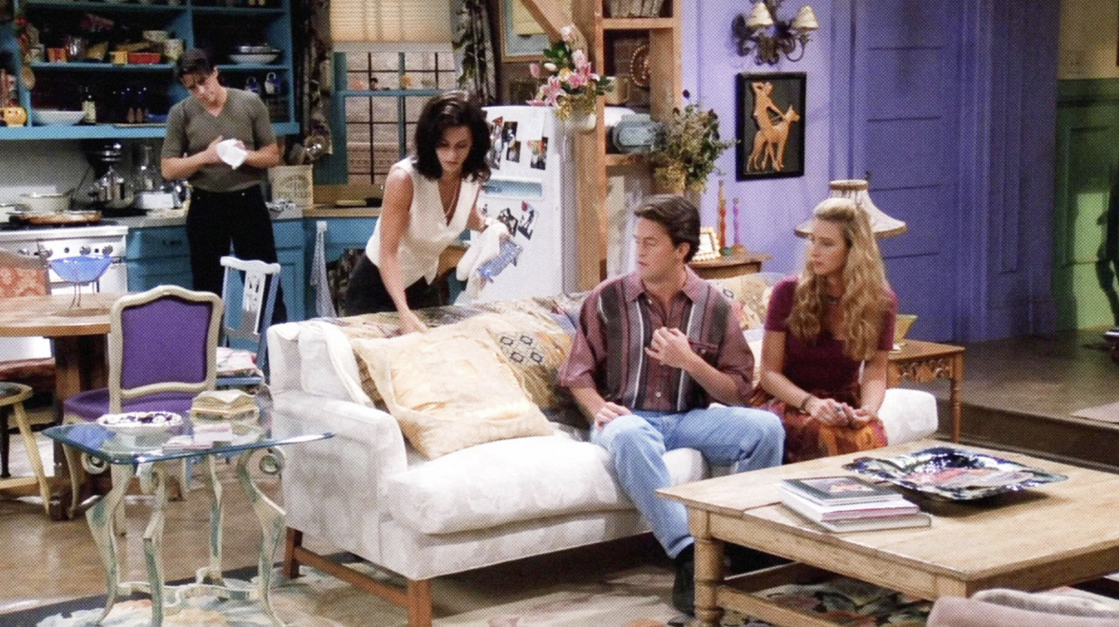 If Friends Was Filmed Today, Monica Gellar's Apartment Would've Looked Very Different
