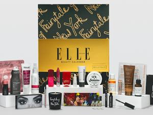 ELLE Beauty Advent Calendar for Christmas 2019