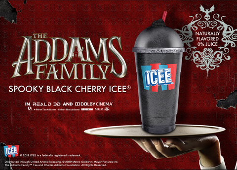 movie 2019 amc You Can Get A Jet Black Icee In Movie Theaters Now In Honor