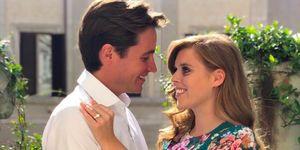 Princess Beatrice, wedding date