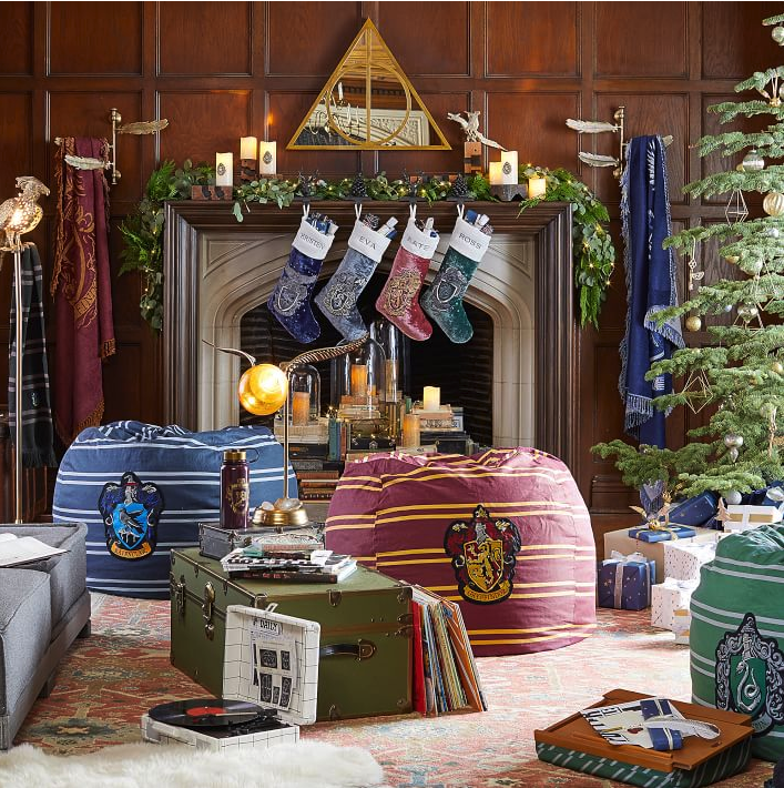 Pottery Barn's New Harry Potter Holiday Collection Has Officially Arrived