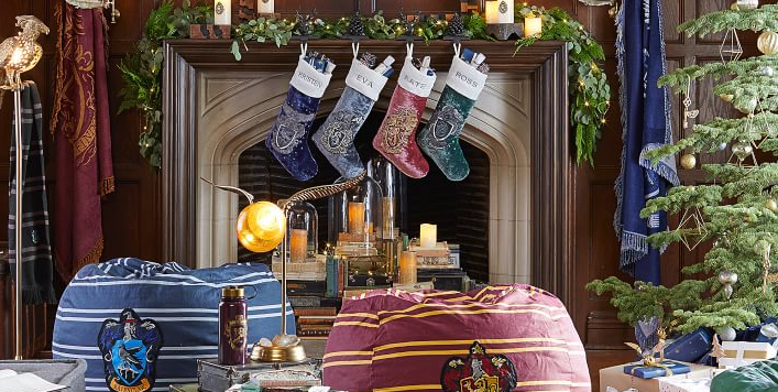 Pottery Barn S Holiday Harry Potter Collection 2019 Is Amazing