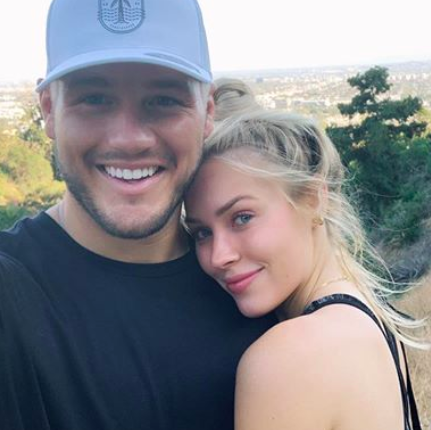 Image result for colton underwood cassie randolph