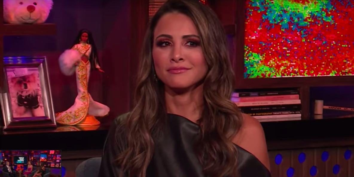 Watch Bachelorette Andi Dorfman Refuse to Say 3 Nice Things About Josh Murray on 'Watch What Happens Live'