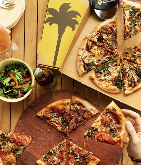 Cpk Is Giving Away 10 000 Free Pizzas Tomorrow For National