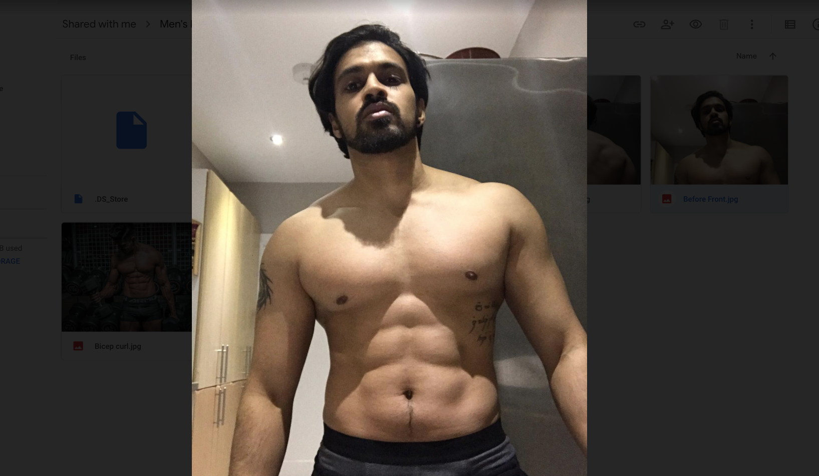 This Guy Lost 20 Pounds and Sculpted a Six Pack in Just 13 Weeks